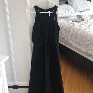 3 for $12 Black target Maxi dress